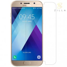 Zilla 2.5D Tempered Glass Curved Edge 9H 0.26mm for Samsung Galaxy A5 2017 - Transparent