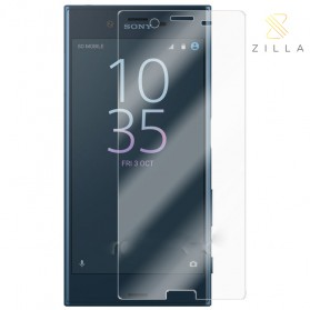 Zilla 2.5D Tempered Glass Curved Edge 9H 0.26mm for Sony Xperia XZ Premium