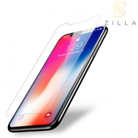 Zilla 2.5D Tempered Glass Curved Edge 9H for iPhone X/XS