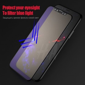 Zilla Full Cover Tempered Glass 9H 0.26mm for iPhone X/XS - Black - 5