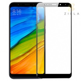Zilla 2.5D Tempered Glass Curved Edge 9H 0.26mm for Xiaomi Redmi 5 - 1