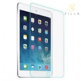 Zilla 2.5D Tempered Glass Curved Edge 9H 0.26mm for iPad 9.7 2018
