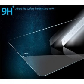 Zilla 2.5D Tempered Glass Curved Edge 9H 0.26mm for iPad 9.7 2018 - 3