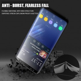 Zilla Silicone Curved PET Screen Protector for Samsung Galaxy Note 8 - 4