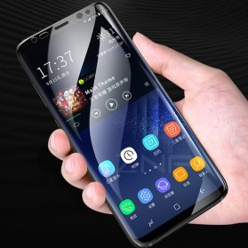Zilla Silicone Curved PET Screen Protector for Samsung Galaxy Note 8 - 5