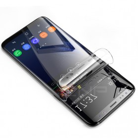 Zilla Silicone Curved PET Screen Protector for Samsung Galaxy Note 8 - 6