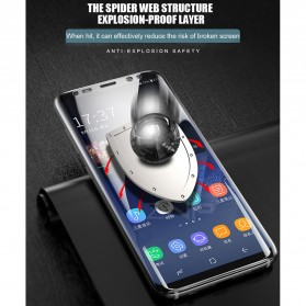 Zilla Silicone Curved PET Screen Protector for Samsung Galaxy Note 8 - 7