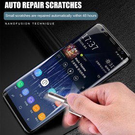 Zilla Silicone Curved PET Screen Protector for Samsung Galaxy Note 8 - 8