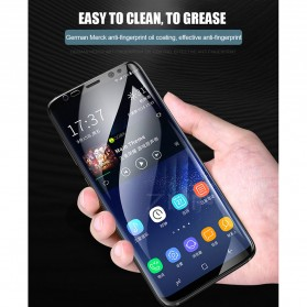 Zilla Silicone Curved PET Screen Protector for Samsung Galaxy Note 8 - 10