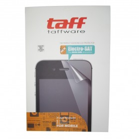 Taff Invisible Shield Screen Protector for Apple MacBook MB061CH/A 13.3 (16:9) - Clear UltraThin (Japan Material 5069)