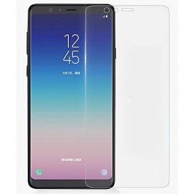 Zilla 2.5D Tempered Glass Curved Edge 9H 0.26mm for Samsung Galaxy A9 Star