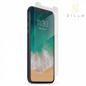 Zilla 2.5D Tempered Glass Curved Edge 9H 0.26mm for iPhone XS - 1