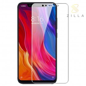 Zilla 2.5D Tempered Glass Curved Edge 9H 0.26mm for Xiaomi Mi 8 Explorer