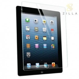 Zilla 2.5D Tempered Glass Curved Edge 9H 0.26mm for iPad 4/iPad 3/iPad 2