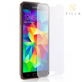 Zilla 2.5D Tempered Glass Curved Edge 9H 0.26mm for Samsung Galaxy S5
