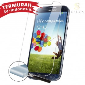 Zilla 2.5D Tempered Glass Curved Edge 9H 0.26mm for Samsung Galaxy S4 / GT-i9500