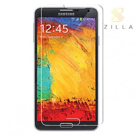 Zilla 2.5D Tempered Glass Curved Edge 9H 0.26mm for Samsung Galaxy Note 3