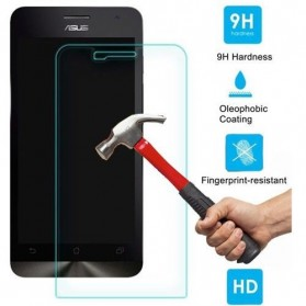 Zilla 2.5D Tempered Glass Curved Edge 9H 0.26mm for ASUS Zenfone 5 - 3