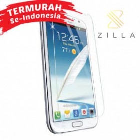 Zilla 2.5D Tempered Glass Curved Edge 9H 0.26mm for Samsung Galaxy Note 2 / N7100