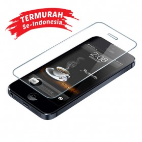 Zilla 2.5D Tempered Glass Curved Edge 9H 0.15mm for iPhone 5/5s/5c/SE - 2