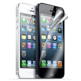 Screen Protector / Anti Glare / Anti Spy - Taff Invisible Shield Screen Protector for iPhone 5/5s 2 in 1 - (Japan Anti Fingerprint 5049 + Back Material 5040)