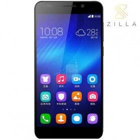 Zilla 2.5D Tempered Glass Curved Edge 9H 0.26mm for Huawei Honor 6