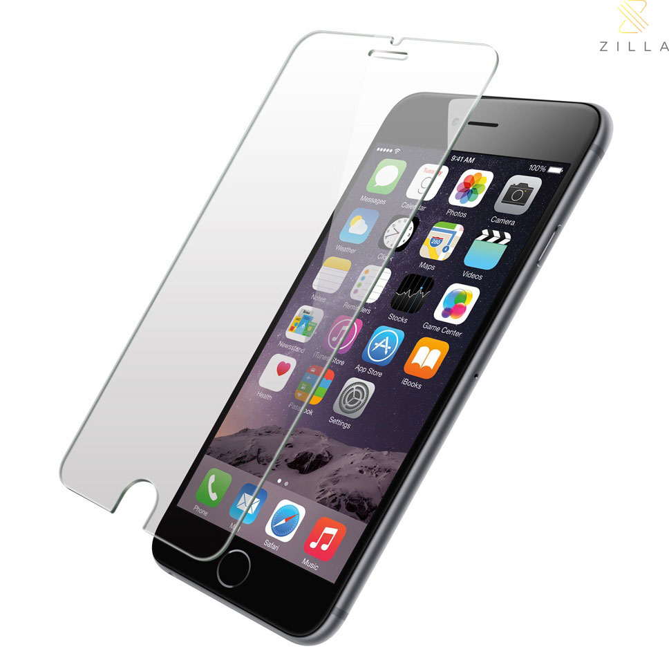 Zilla 25d Tempered Glass Curved Edge 9h 026mm For Iphone 6 6s Standar Anti Gores Laptop Screen Protector Hp Pelindung Layar