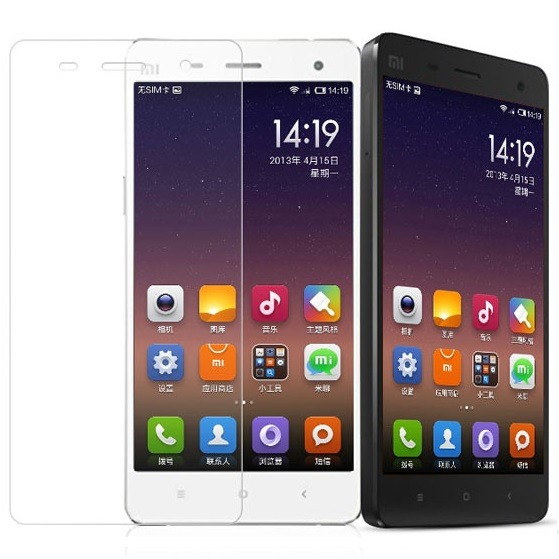 Zilla 25D Tempered Glass Curved Edge 9H 026mm For Xiaomi