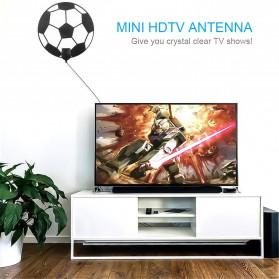 Powstro Antena TV Digital DVB-T2 High Gain 25dB - TFL-D142 - Black - 6