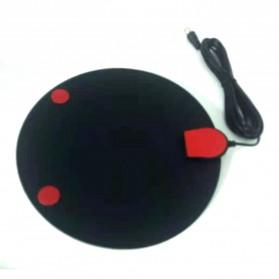 Powstro Antena TV Digital DVB-T2 High Gain 25dB with Amplifier - TFL-D143 - Black - 4
