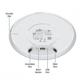 Ubiquiti UniFi AP AC Pro Access Point 802.11ac - UAP-AC-PRO - White - 2