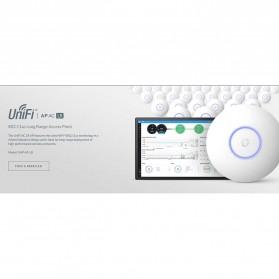 Ubiquiti UniFi AP AC LR Long Range Access Point 802.11ac - UAP-AC-LR - White - 4