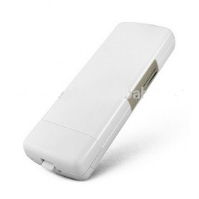 Wireless Outdoor CPE AP Wireless Network Bridge Router - CPE008 - White
