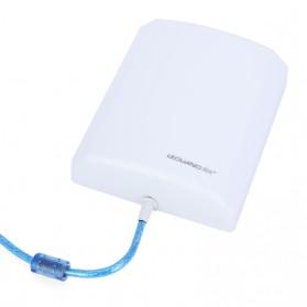 Leguang Outdoor USB WiFi Adapter 150Mbps dengan Kabel USB 5m - White - 5