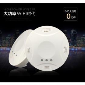 KexTech 300Mbps High Power 24V POE Ceiling AP - AP305B - White