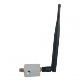 KexTech Wifi Signal Booster 2.5W 802.11B/G/N - KX-A25W - Silver