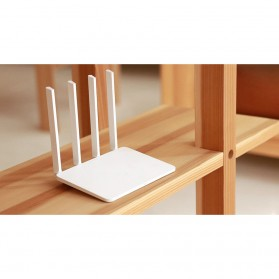 Xiaomi WiFi 3 Wireless Router 802.11ac 128MB with 4 Antennas - White - 7