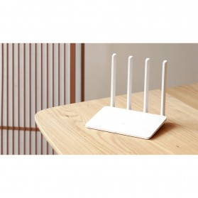 Xiaomi WiFi 3 Wireless Router 802.11ac 128MB with 4 Antennas - White - 8