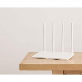 Xiaomi WiFi 3C Wireless Router 802.11ac 300Mbps with 4 Antennas - White - 5