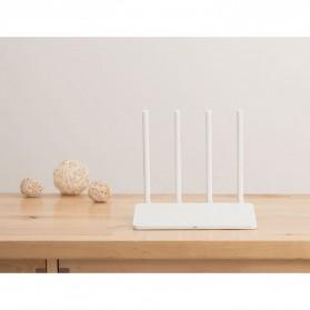 Xiaomi WiFi 3C Wireless Router 802.11ac 300Mbps with 4 Antennas - White - 6