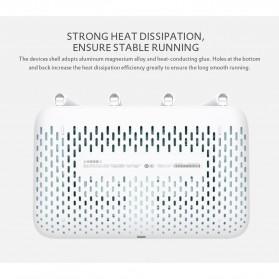 Xiaomi Mi Router 4 Dual Band Wireless Gigabit IEEE 802.11AC 4 Antena - R4 - White - 9