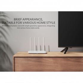 Xiaomi Mi Router 4 Dual Band Wireless Gigabit IEEE 802.11AC 4 Antena - R4 - White - 10