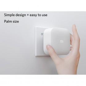 Xiaomi Mi Powercat WiFi Amplify Range Extender Homeplug - P01 - White - 5