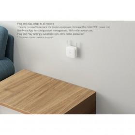 Xiaomi Mi Powercat WiFi Amplify Range Extender Homeplug - P01 - White - 6
