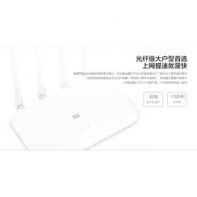 Xiaomi Mi Router R3Gv2 Dual Band Wireless Gigabit IEEE 802.11AC 4 Antena - White - 3