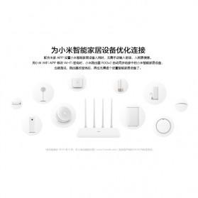 Xiaomi Mi Router R3Gv2 Dual Band Wireless Gigabit IEEE 802.11AC 4 Antena - White - 6