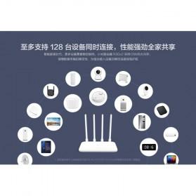 Xiaomi Mi Router R3Gv2 Dual Band Wireless Gigabit IEEE 802.11AC 4 Antena - White - 7