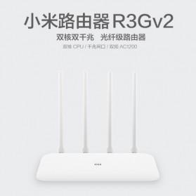 Xiaomi Mi Router R3Gv2 Dual Band Wireless Gigabit IEEE 802.11AC 4 Antena - White - 9