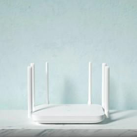 Xiaomi Redmi WiFi Router Gigabit AC2100 2033Mbps with 6 High Gain Antena - White - 5