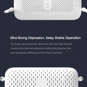 Xiaomi Redmi WiFi Router Gigabit AC2100 2033Mbps with 6 High Gain Antena - White - 9